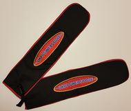 UKPPG Paramotor Propellor Covers One Size Fits All - Universal L / R Handed Buckle Fixing (Emb Logo)